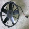 yutong air conditioning system condenser fan