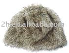 faux fur cap/hat FMZ001
