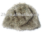 faux fur cap/hat FMZ001