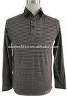 Men's L/S fashion stripe shirt