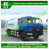 8 ~ 10 cubic meter Refuse Compactor / Garbage Compactor Truck