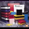 COLORFUL COROPLAST CORUUGATED PLAST BOX