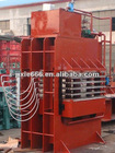 400Ton 4*8ft plywood hydraulic hot press machine