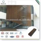 Wpc Decoratie Teak Timber 65*25mm