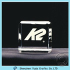 unique and clear acrylic solid block/perspex block