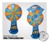 promotional prize wheel display rack CCT-7