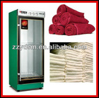 Modern Barbershop Towel Disinfection Cabinet(Stainless steel)