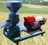 Sawdust pellet machine, sell well in Asia. can be converted to diesel engine