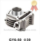 GY6 50 motorcycle engine cylinder