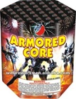 19 shots Cake Fireworks/ ARMORED CORE