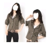 fashion clothes jackets kahaki or black or any colors cute beautiful jackets