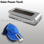 Solar Power Clip Light with lithium battery
