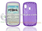 tpu gel skin case for Alcatel OT802
