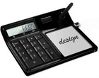 Erasable Memo Pad Calculator
