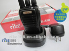 High quality and best price 6W uhf long distance ham radio China RK-850