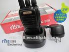High quality and best price 6W uhf long distance ham radio China RK-850