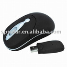 SM2009 optical computer driver 2.4G wireless mouse