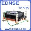 EDNSE CPU cooler cpu radiator 1U-775A