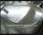 High quality circle aluminum plate