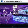 TW luxurious acrylic bar counter club counter with led light (TW-PACT-003)