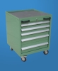 steel tool wagon mobile cabinet
