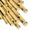 Extruded Hexagonal Brass Rod