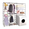Laundry Rack in powder coating