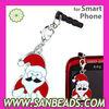 Wholesale Christmas Gift Earphone Jack Charms