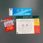 Custom Various Dinds of Hotel Sign Board