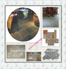 2012 China Quarry Slate stone Crazy floor paving tiles