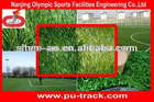 artificial sports ground lawn