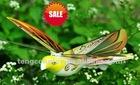 Wireless RC flying bird/flying bird with gun/Plastic RC toys