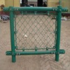 Hot Dipped Galvanized Chain Link Fence(ISO9001:2008)
