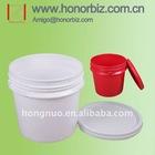 HNB501 5L plastic bucket pail
