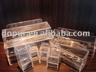 Router bits plastic box