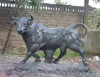 Stone Cattle Statue,Animal Stone Carving