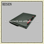 Buyer Label Offered leather case for 9.7 inches new ipad