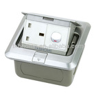 Stainless steel Pop-Up switch socket for conference table