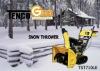 TencoGen 4-15HP High Performance Tractor Snow Blower