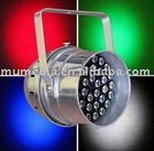 108W RGBW LED PAR light