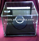 Acrylic Jewlery Display Case LED Lighted