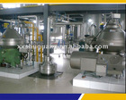 oil and fat refining plant and crude soybean oil refinery