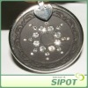 Fashion Scalar Energy Pendant with Diamond