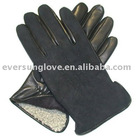 Men's fashion pig skin glove