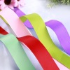A-8-X polyester grosgrain ribbon with woven edge