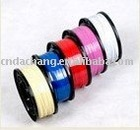 Multi-Color Painted Aluminum Wire For Nylon Zipper zipper accessories,color wires
