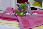 Bamboo terry guest towels disposable