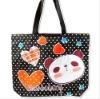 pretty shopping bag