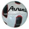 laminated soccer ball