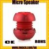 Compact desigh portable digital mini speaker for laptop,pc,mobile phones